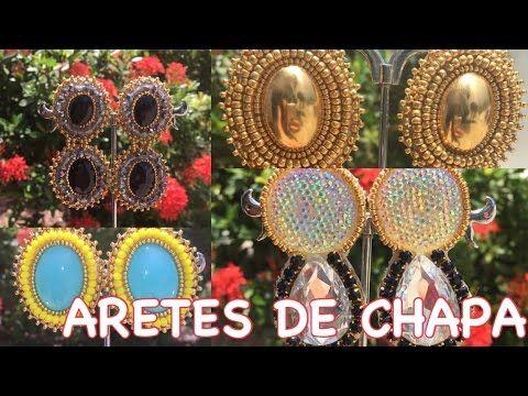 CHAPAS (PENDIENTES-ARETES) -LILYPAYAMPS - YouTube