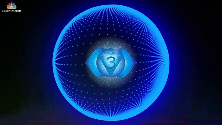 Волшебная медитация для чакры третьего глаза | Магические Песнопения Чакр