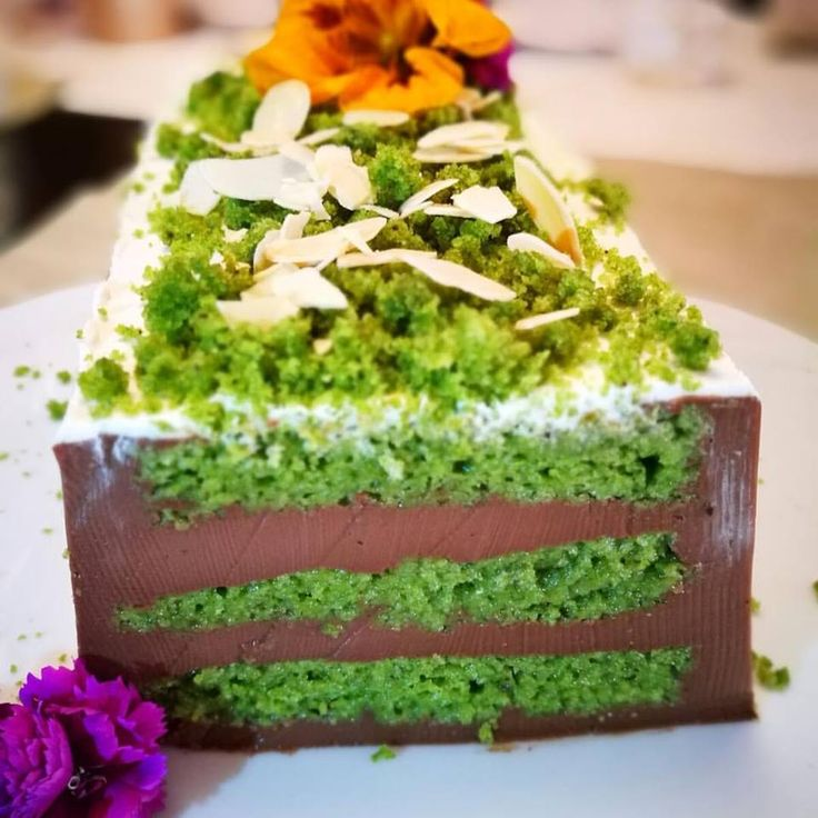 """Spinach Cake """"Another Version"""".."""
