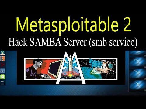 Metasploitable Tutorial Hack samba server