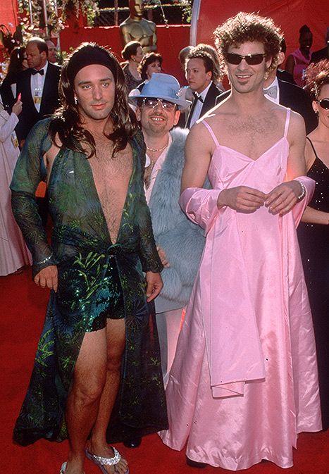 Trey Parker, Matt Stone, and Marc Shaiman, 2000 Oscars