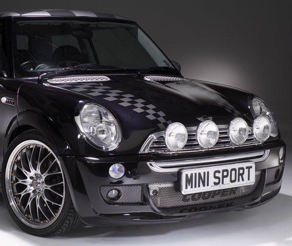 Mini Cooper Usa >> Rally lights   MINI Herc and Rocket R53s   Mini copper ...