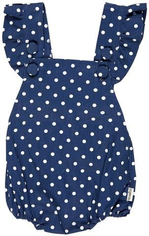 Toshi | Baby Romper Provence - Wear Kids Play