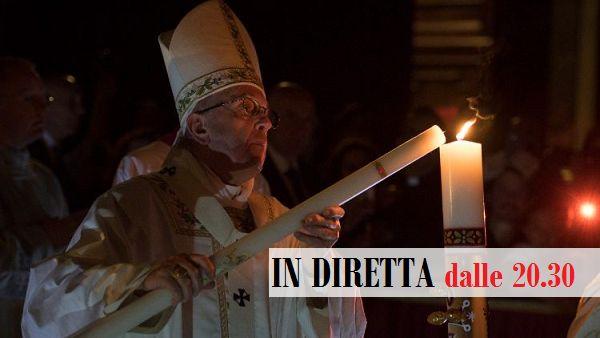 Veglia Pasquale nella notte Santa con Papa Francesco - 31 Marzo - LIVE TV dalle h. 20.30