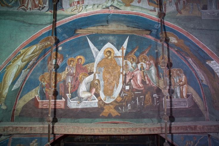 BLAGO | BLAGO : Decani : 29 Harrowing of Hell (Descent into Hell)