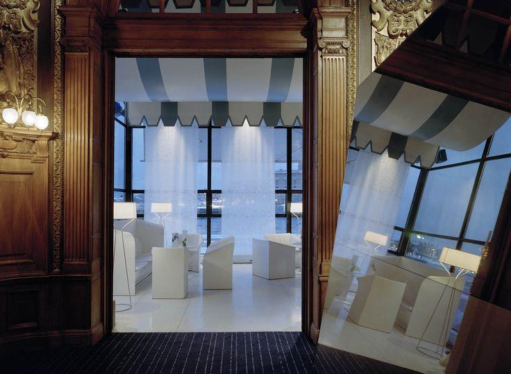 Operakällaren, Cocktail bar with mirror, Stockholm, Sweden, by Claesson Koivisto Rune