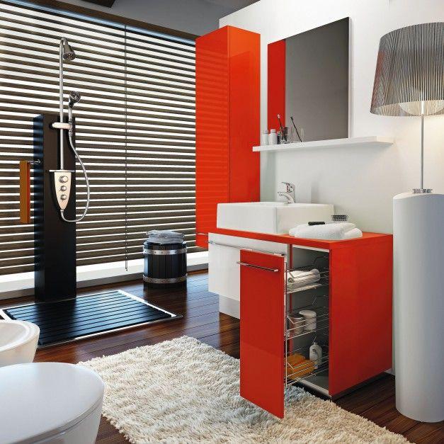 Przechowywanie w łazience. 15 praktycznych pomysłów  - zdjęcie numer 8