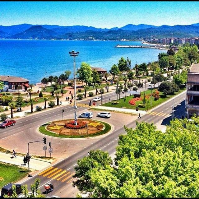 Fatsa, Ordu, Eastern Blacksea Region of Turkey