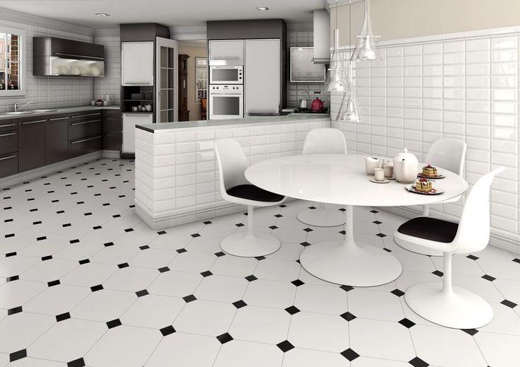 Напольная плитка для кухни фото в интерьере - дизайн керамической плитки на пол
