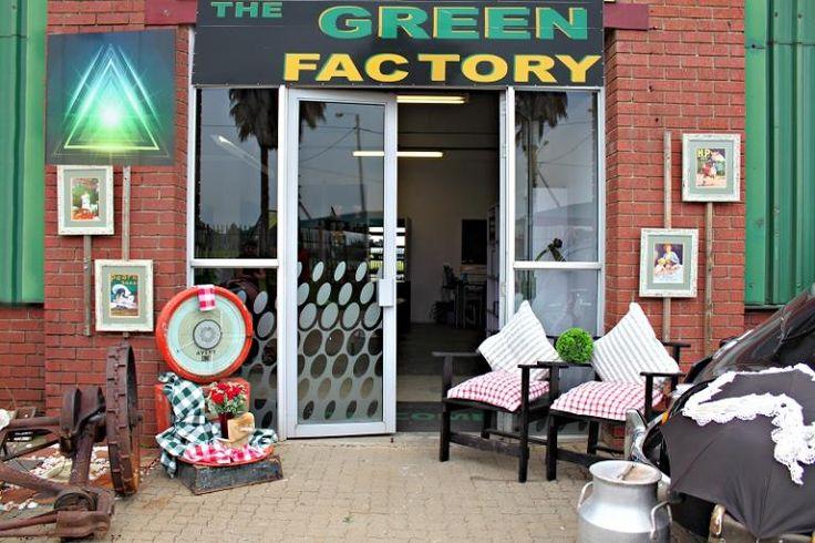 In Springs, Gauteng is Vera Vita at The Green Factory.
