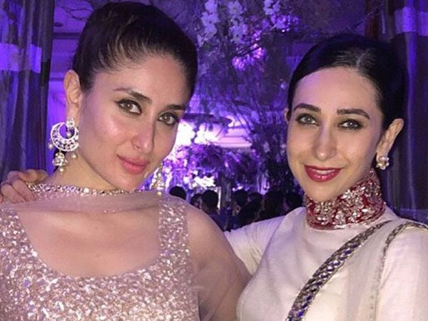 This childhood picture of Karisma Kapoor and Kareena Kapoor Khan will make you go aww…