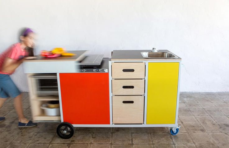3   A Mobile Kitchen Designed To Help Kids Learn To Like Their Vegetables   Co.Exist   ideas + impact