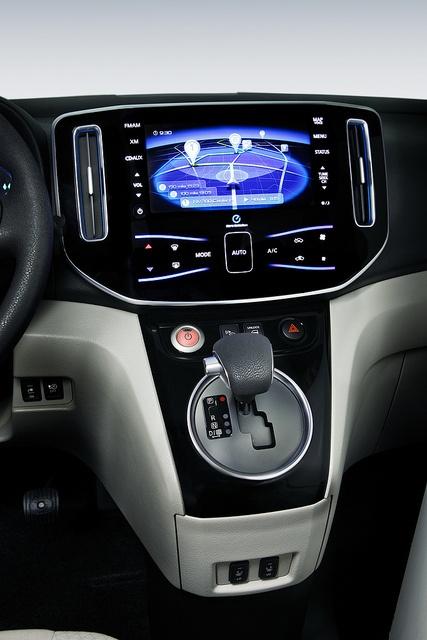 e-NV200 Concept