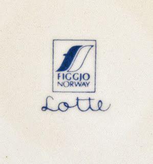"Figgjo ""Lotte"" -"