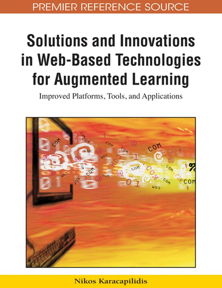 I'm selling Solutions and Innovations in Web-Based Technologies for Augmented Learning by Nikos Karacapilidis - $50.00 #onselz