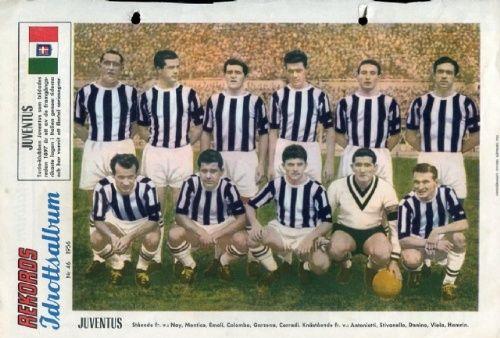 1956 Juventus