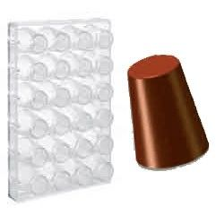 Stampo cioccolato bicchierini