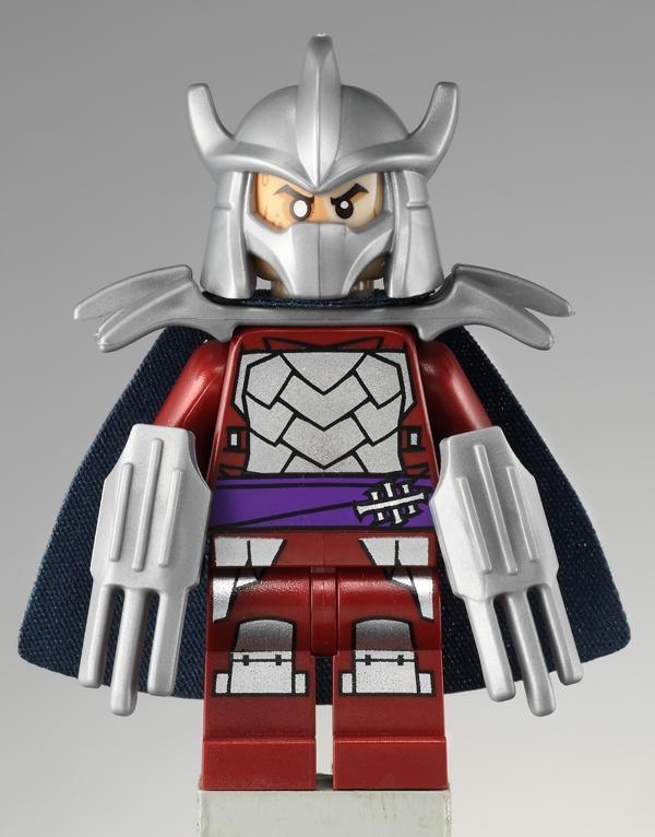 LEGO Announces TEENAGE MUTANT NINJA TURTLES Line
