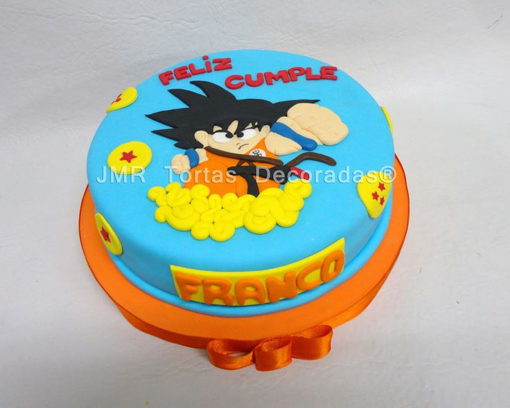 29 best dragon ball cake images on pinterest | cakes, anime comics