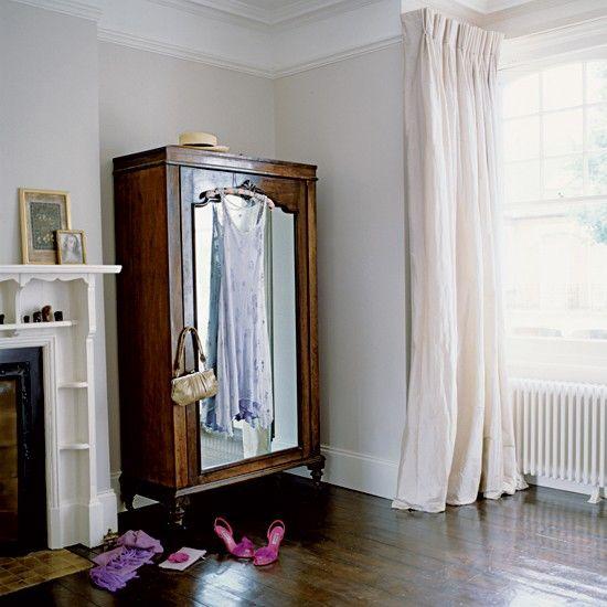 Bedroom storage   Late-Victorian house tour   housetohome.co.uk