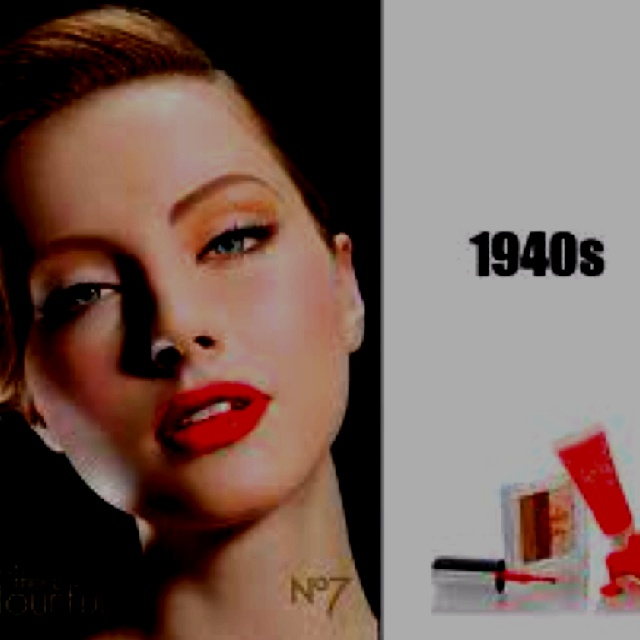 17 Best images about 1940's inspired Make-up on Pinterest ...