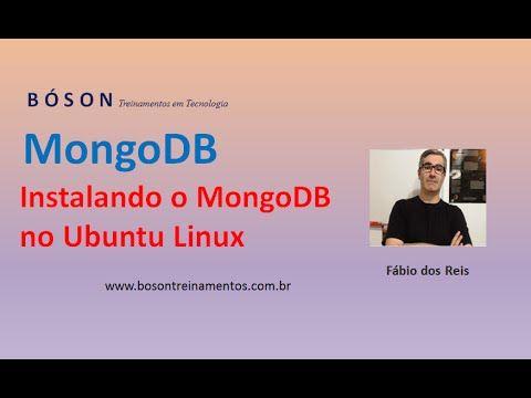 Instalando o #MongoDB no #Ubuntu #Linux