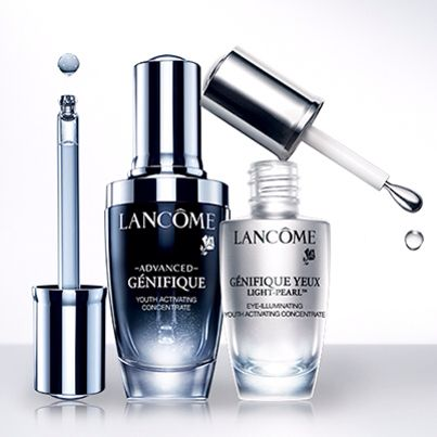 Our secret to radiant skin, all year long. What is yours? #LancomeSkincareWorks