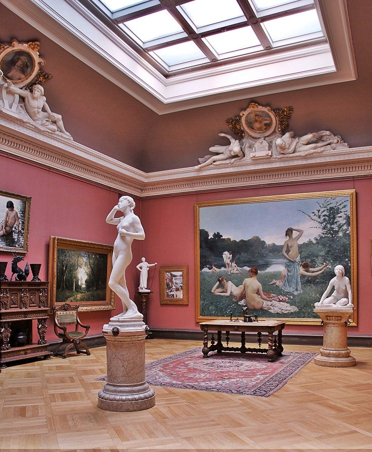 Konstmuseet, The Museum Of Art, GOTHENBURG, Sweden - For art lovers this museum offers the world's finest collection of late 19th century Nordic art. The museum also houses older and contemporary art, both Nordic and international - via konstmuseum.goteborg.se