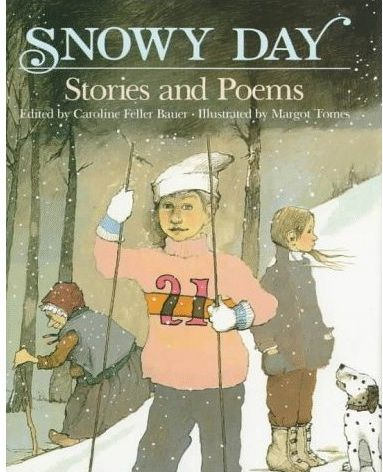 A collection of stories and poems with snow as a common theme.