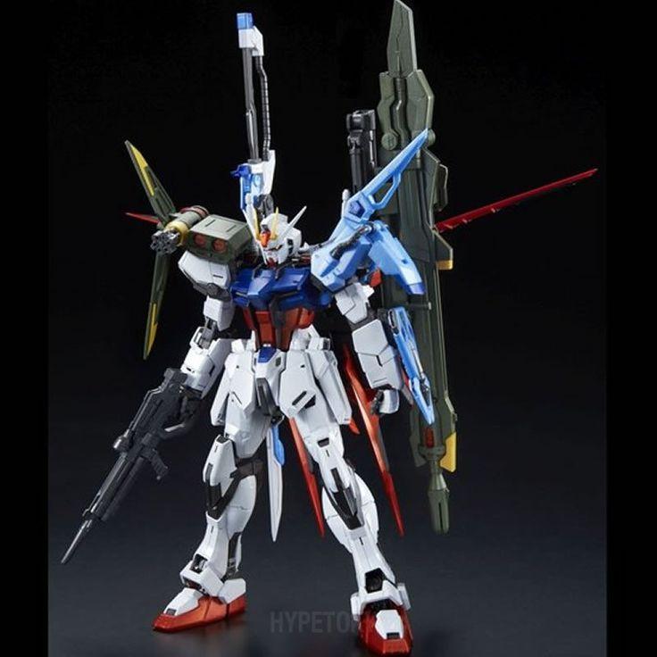 Gundam Seed MASTER GRADE : GAT-X105+AQM/E-YM1 Perfect Strike Gundam [Special Coating Ver.]