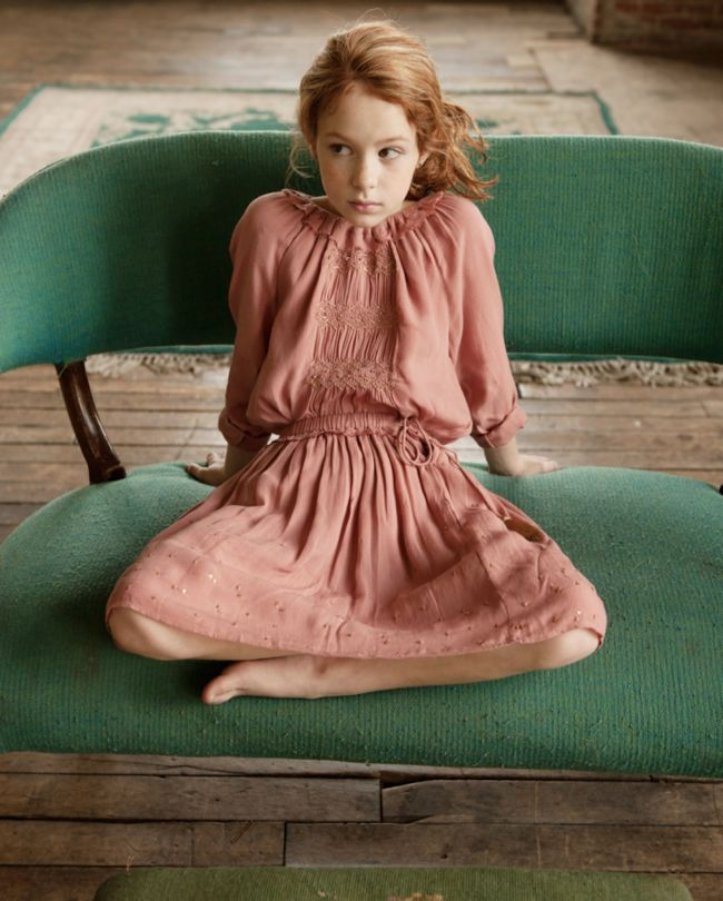 Les souvenirs d'antan de Velveteen   MilK - Le magazine de mode enfant