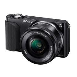 Sony NEX-3N kit 16-50mm f/3.5-5.6 OSS - F64