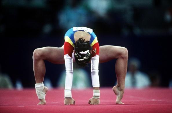 Vanda Hadarean 1992 Olympics
