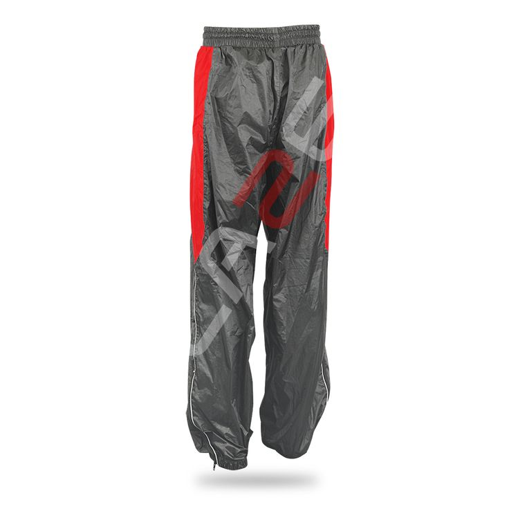 Tempest ART No # 5022-103 Description  waterproof trouser  Outer shell • waterproof taffeta fabric  Features • zip & velcro at ankles.  Protection. • reflective piping