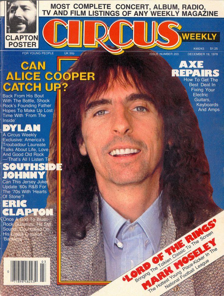 CIRCUS MAGAZINE NOVEMBER 30, 1988 POISON - BON JOVI POSTER - SONG LYRICS