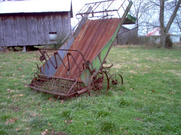 Elevator Hay rake - Have never seen one.  Would like to know how it works.