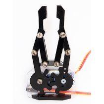 Pinza Robotica Gripper Garra Con Micro Servo Sg90 Refactron