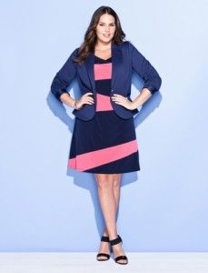 31 best Plus Size Dresses images on Pinterest   Plus size clothing ...