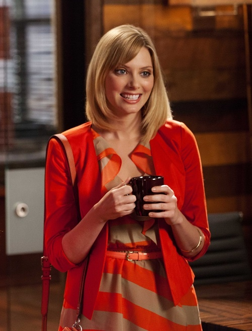 April Bowlby talks about her new Drop Dead Diva look!! | Seriously? OMG! WTF?