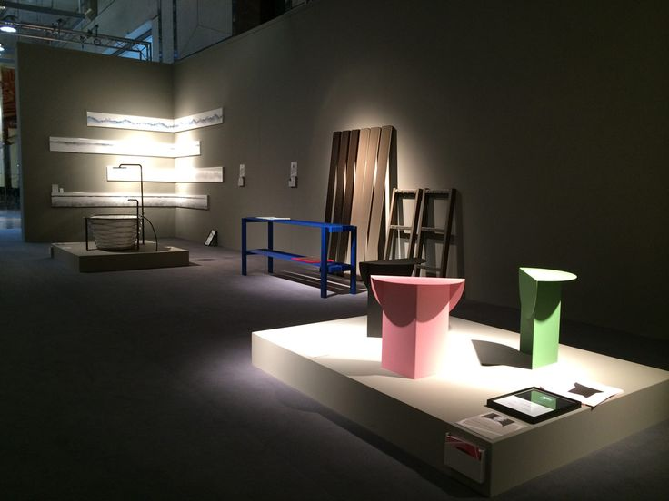 Innovative creations by the #PureTalents section at #immCologne2016