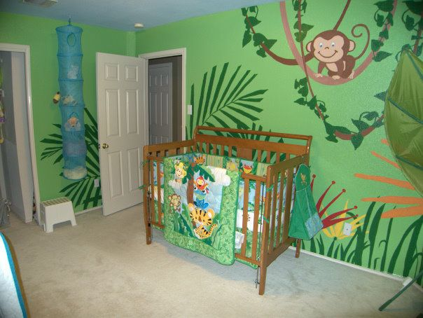 Best 25 Boys Jungle Bedroom Ideas On Pinterest Jungle