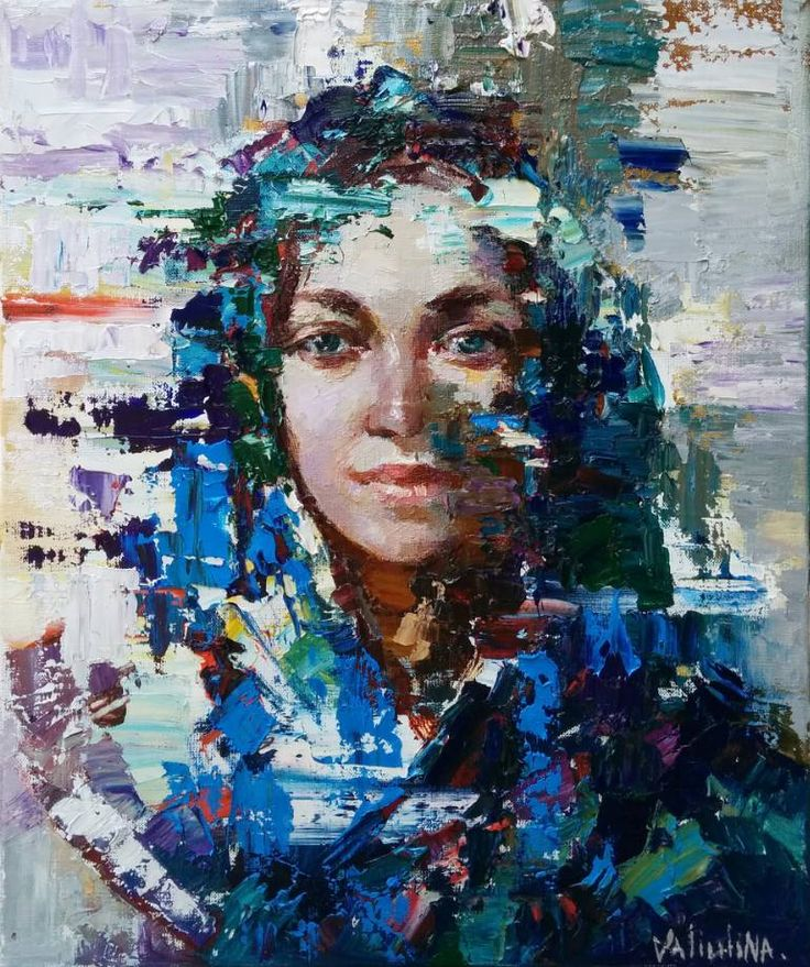 By Anastasiya Valiulina #gallery #artist #art