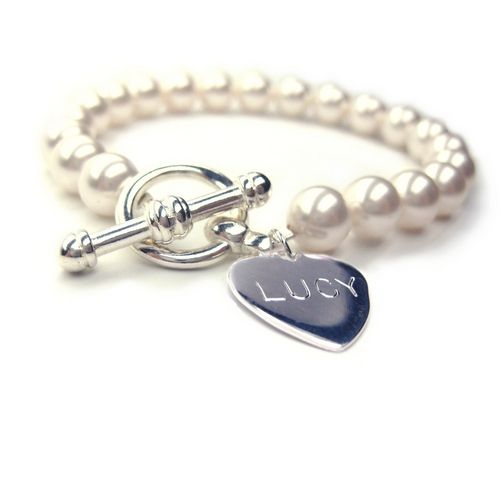 Aye Do Ltd - Forever Personalised Bracelet*(yd), £24.99 (http://www.ayedoweddings.co.uk/forever-personalised-bracelet-yd/)
