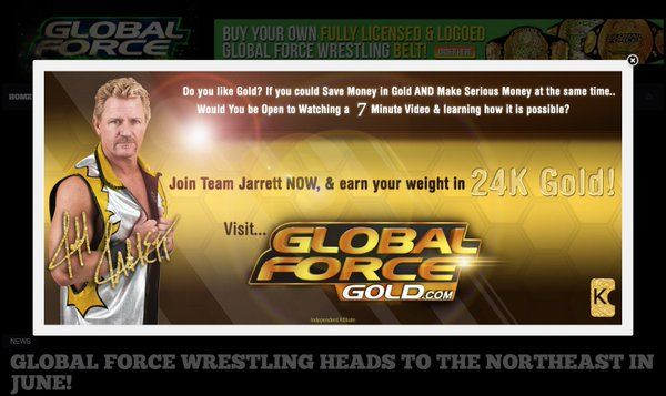 Impact Buys Global Force Wrestling, Presumably Gains Control Of Extensive Tape Library, Stockpile Of Gold Karatbars