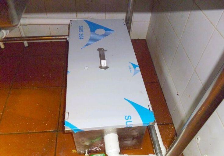 commercial kitchen portable kitchen grease interceptor singapore wwwasiapacz on smartdraw kitchen - Smartdraw Portable