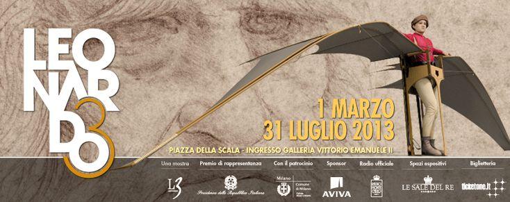 LEONARDO 3 - IL MONDO DI LEONARDO - 1 March 2013 -> 28 February 2014  - ITALY