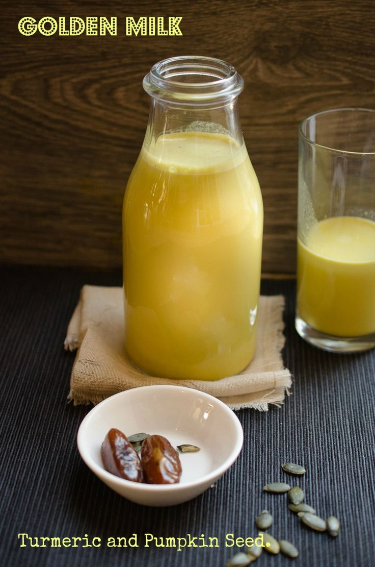 Rich in healthy minerals and antioxidants, this pumpkin seed and turmeric loaded golden milk is easy to prepare. A dairy-free drink that can be drunk on it's own or with cereals, granola or soaked oats for breakfast.