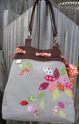 Urban grocery bag