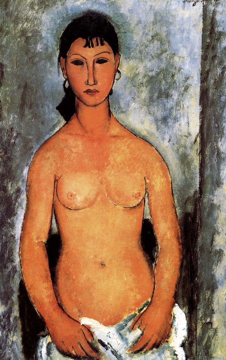 Amedeo Modigliani-275237 amedeo_modigliani_marie ...