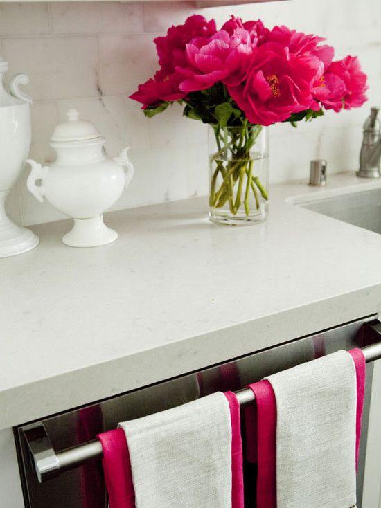 best 25 hot pink kitchen ideas on pinterest pink kitchen tile inspiration pink kitchen cupboards and hot pink stuff - Magenta Kitchen Design